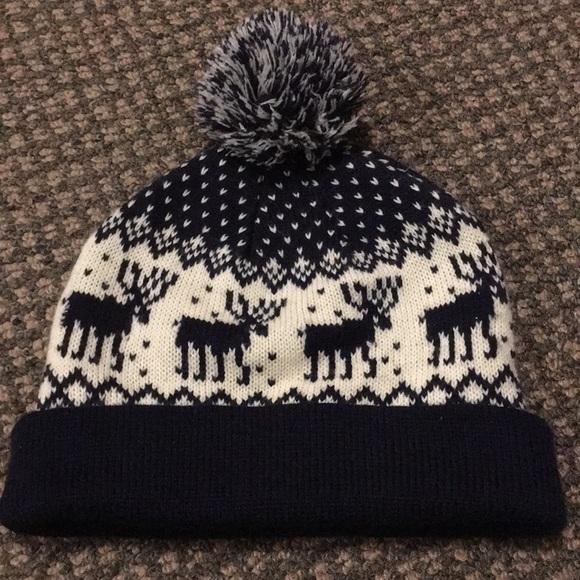 Reindeer Winter Hat fb9a385c6ca